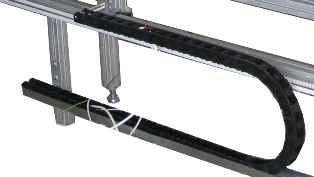 кабельный канал станков ЧПУ CNC