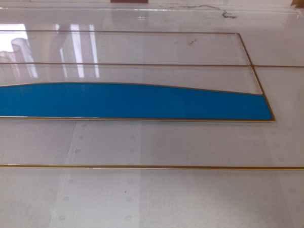 Витраж заливной полимерный Cadram CRI 5
