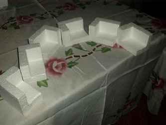Изделия из пенопласта - упаковка